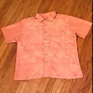 Batak Bay Button Down Hawaiian Shirt